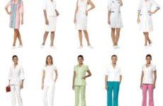 Медицинская одежда Артлайн: красота, гигиеничность и надежность