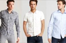 Таблицы соответствия мужских размеров одежды в России