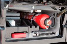 Все об автомобильных огнетушителях