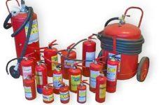 Углекислотные огнетушители: устройство, применение, характеристики