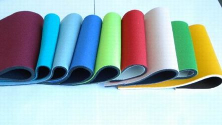 Ткань неопрен: характеристики, описание