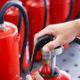 Перезарядка огнетушителей: причины, периодичность, особенности, правила