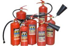 Порошковые огнетушители: назначение, виды, характеристики, срок годности