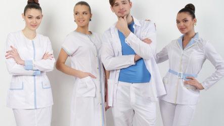 Медицинская одежда Элит: огромный выбор одежды для медиков