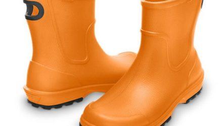 Непромокаемая обувь для мужчин: какая она бывает?